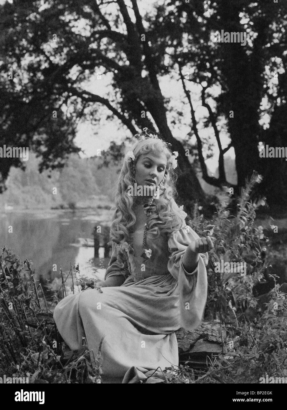JEAN SIMMONS HAMLET (1948) - Stock Image