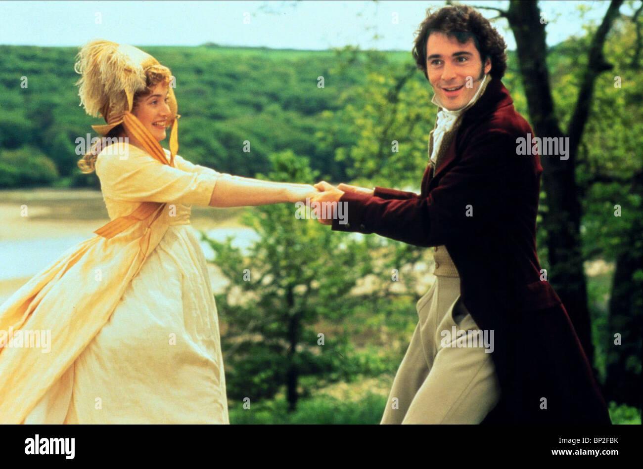 Kate Winslet Greg Wise Sense And Sensibility 1995 Stock