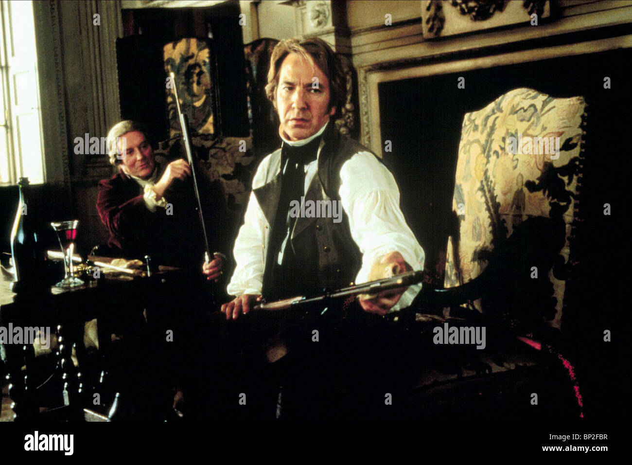 Alan Rickman Sense And Sensibility 1995 Stock Photo