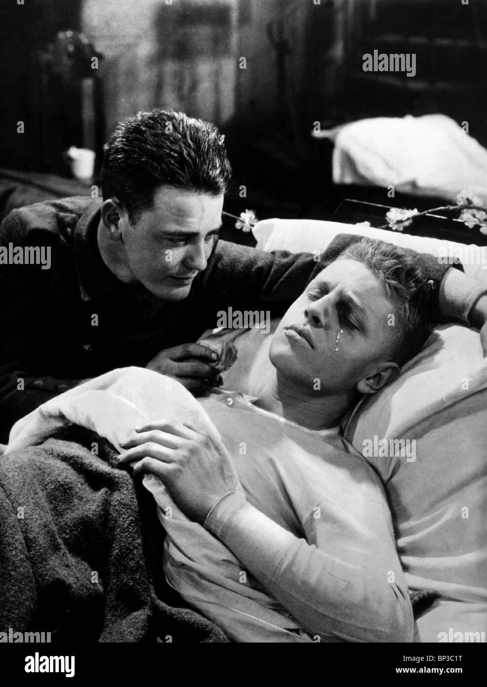 LEW AYRES ALL QUIET ON THE WESTERN FRONT (1930) - Stock Image