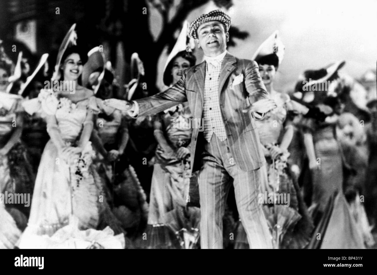 JAMES CAGNEY YANKEE DOODLE DANDY (1942) - Stock Image