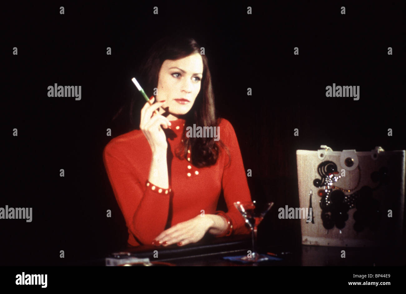ROBIN WRIGHT PENN THE SINGING DETECTIVE (2003) - Stock Image