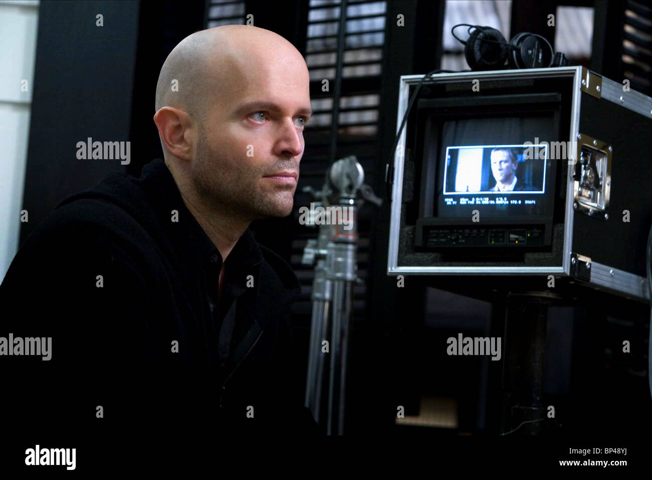MARC FORSTER JAMES BOND 007: QUANTUM OF SOLACE (2008) - Stock Image