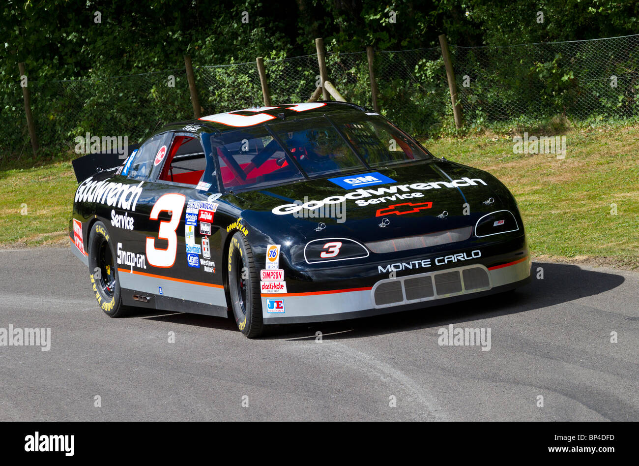 All Chevy 1995 chevrolet monte carlo 1995 Chevrolet Monte Carlo with driver Kerry Earnhardt at the 2010 ...