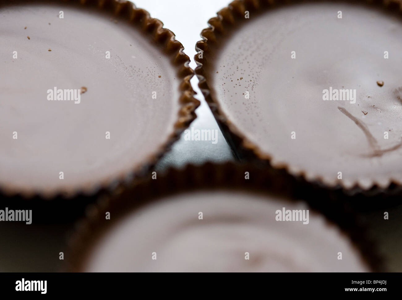 Reeses Peanut Butter Cups. - Stock Image