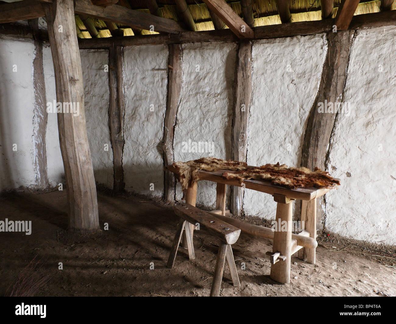 Medieval House Interior Stock Photos  for Medieval Farmhouse Interior  56mzq