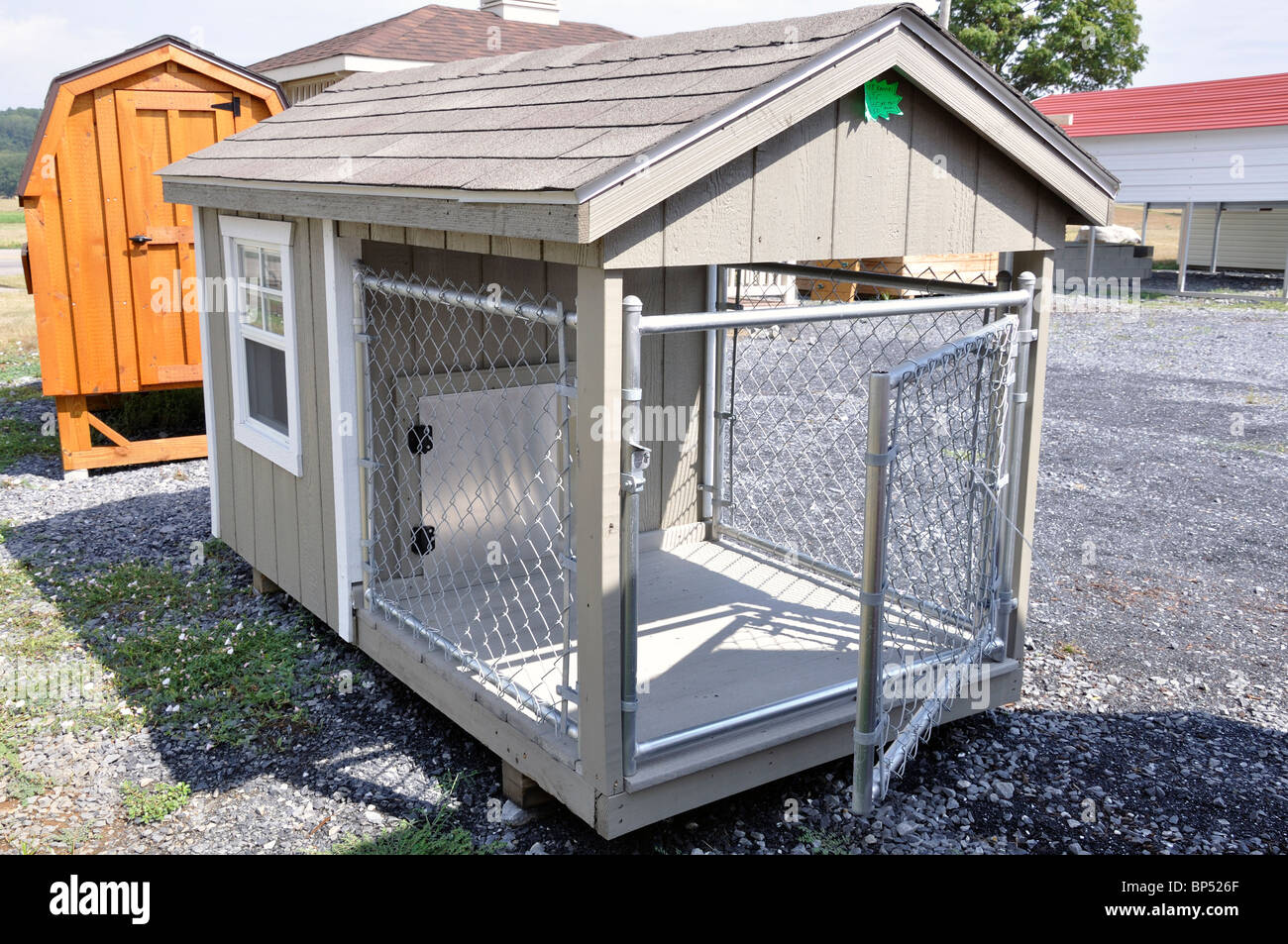 Large Dog House Instructions