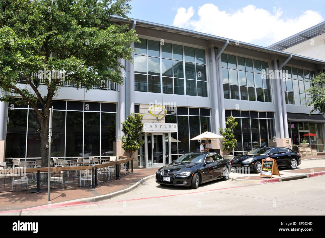 Jasper S Restaurant In Plano Texas Usa Stock Photo