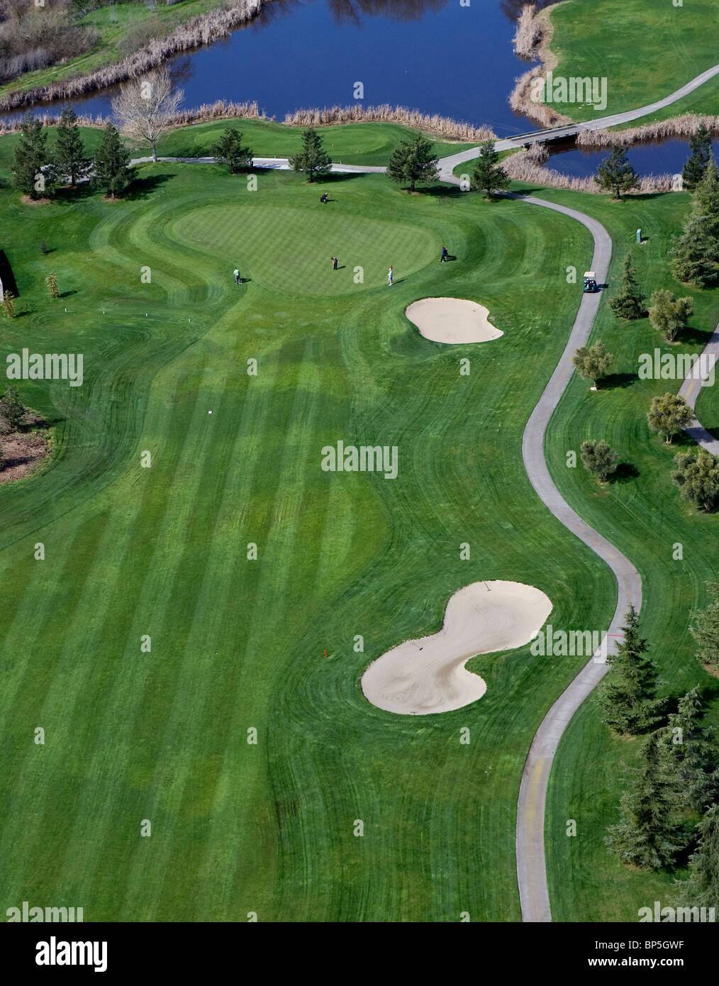 Golf Course Clubhouse Interior Design Ideas: Rooster Run, Petaluma, California