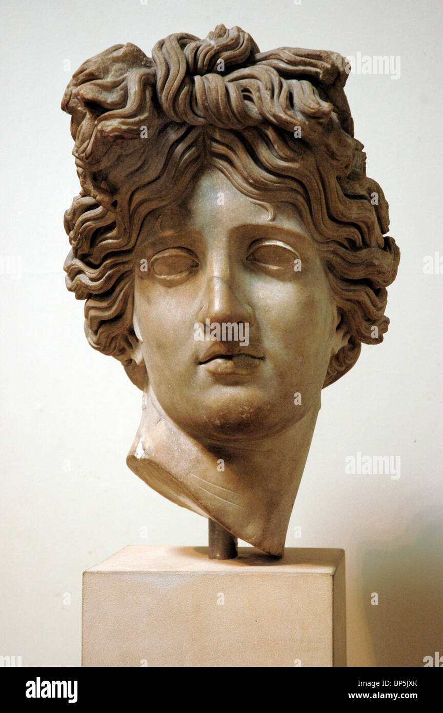 4339. LIVIA - Caesar Augustus' devoted and influential wife who counselled him on affairs of state - Stock Image