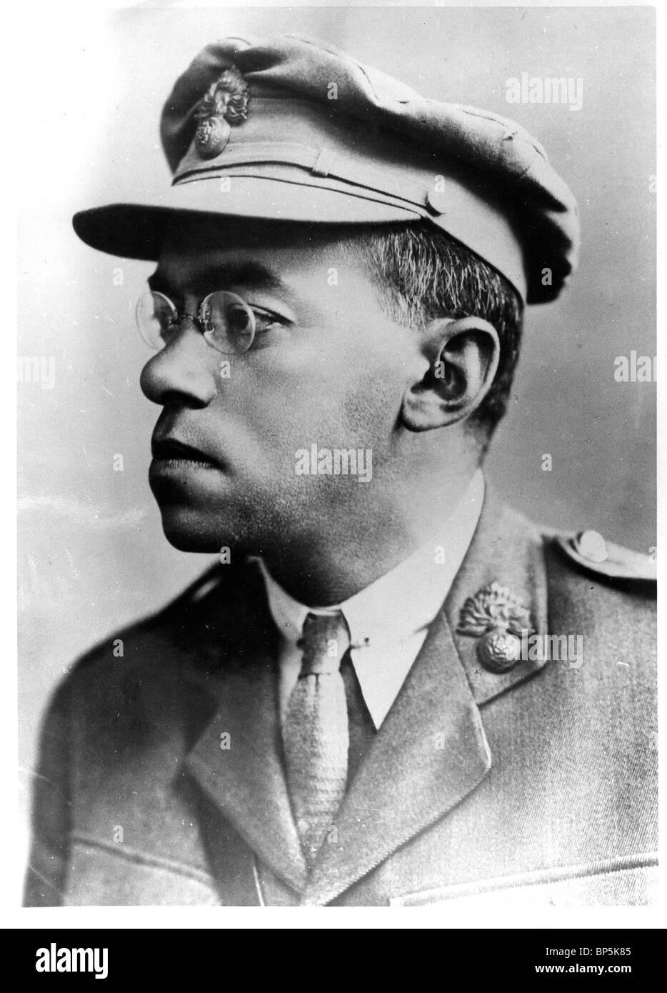 Jabotinsky Vladimir, 1880û1940 Jewish Zionist leader b. Russia. A fiery orator & an accomplished writer - Stock Image