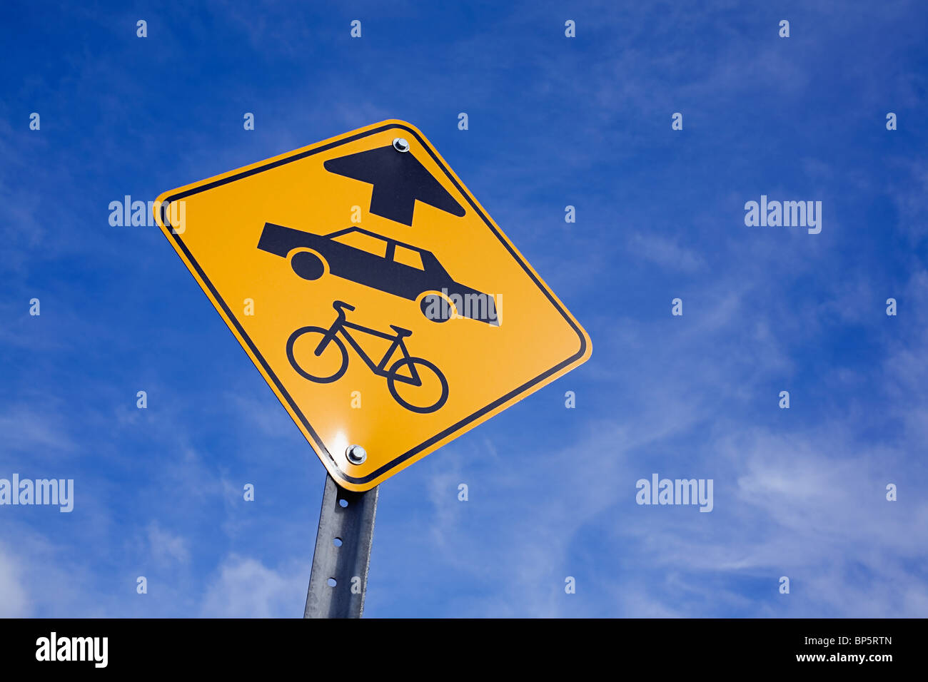 Road sign - Stock Image