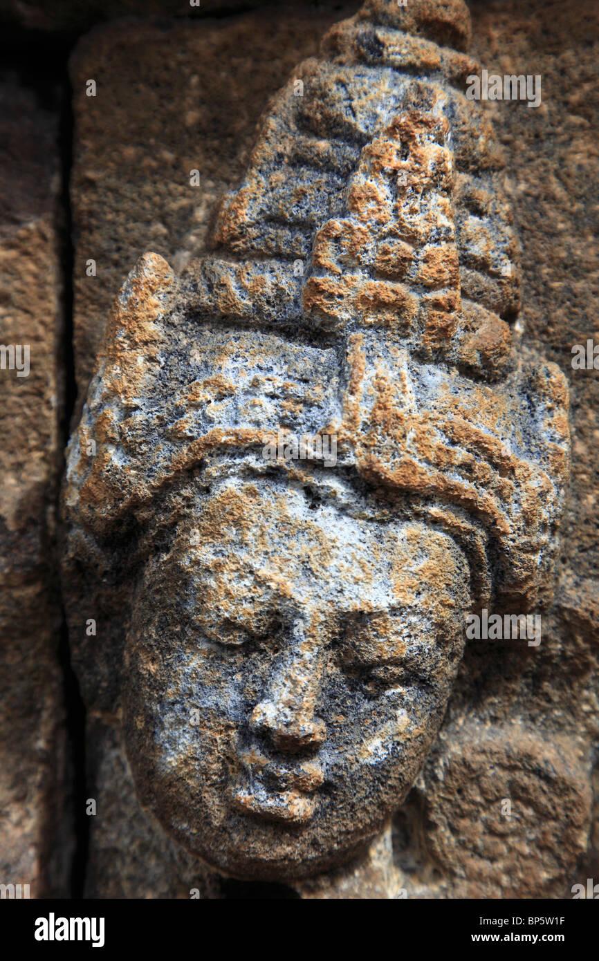 Borobudur relief stock photos
