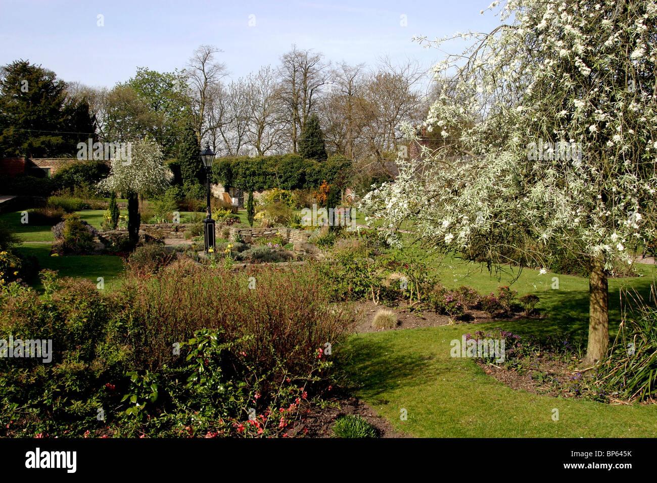 Cheshire Open Gardens Stock Photos & Cheshire Open Gardens Stock ...