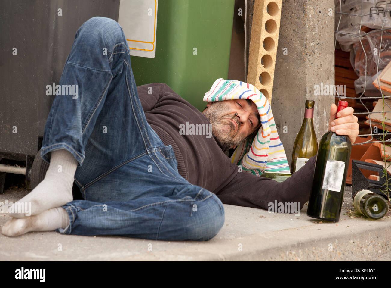 Drunk Man Stock Photos Drunk Man Stock Images Alamy