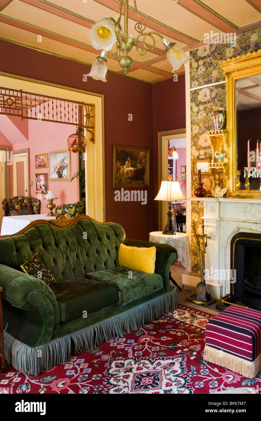 19th Century House Indoors Stock Photos & 19th Century House Indoors ...