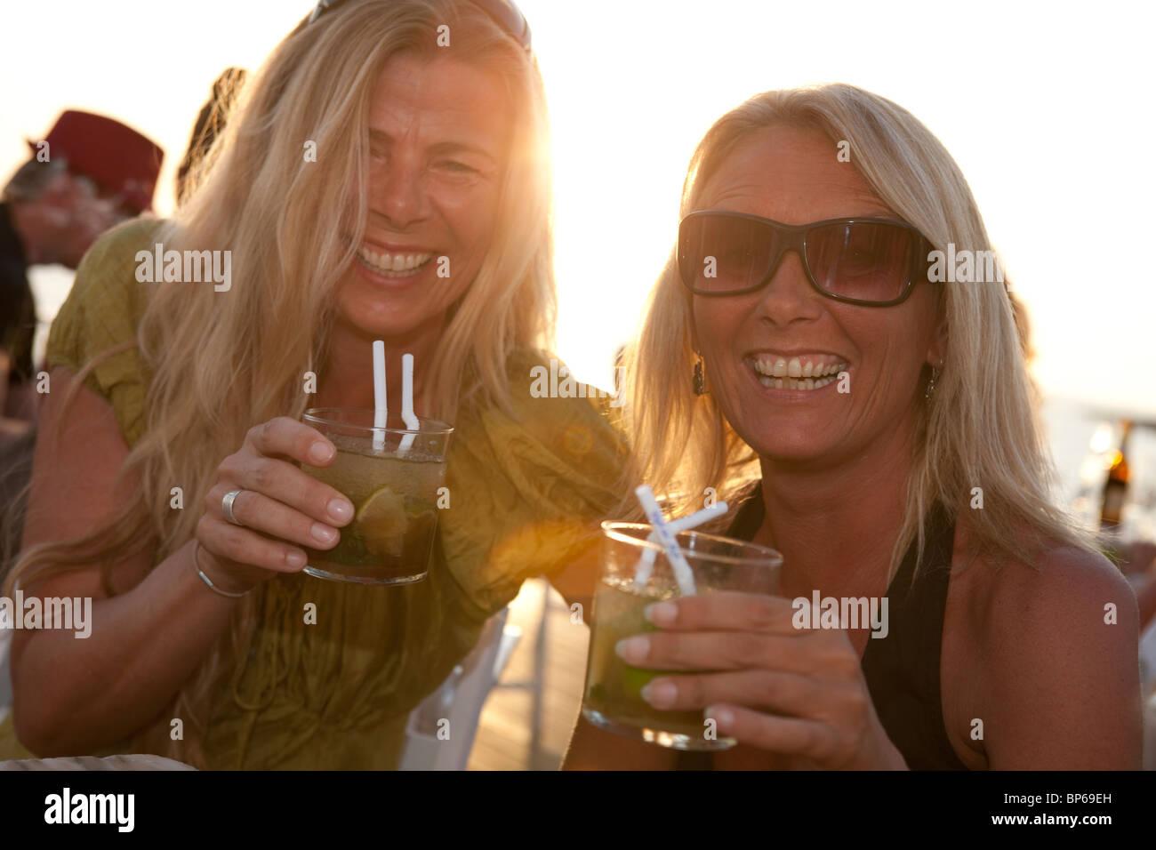 Ibiza, Spain - Stock Image