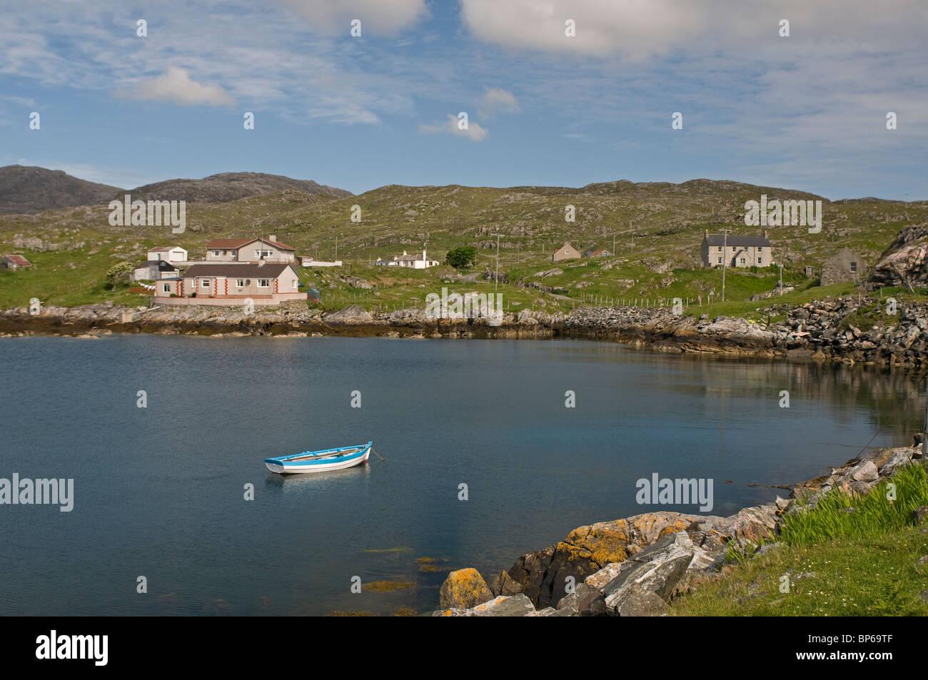 Geocrab on the Isle of Harris, Western Isles, Scotland.  SCO 6318 - Stock Image