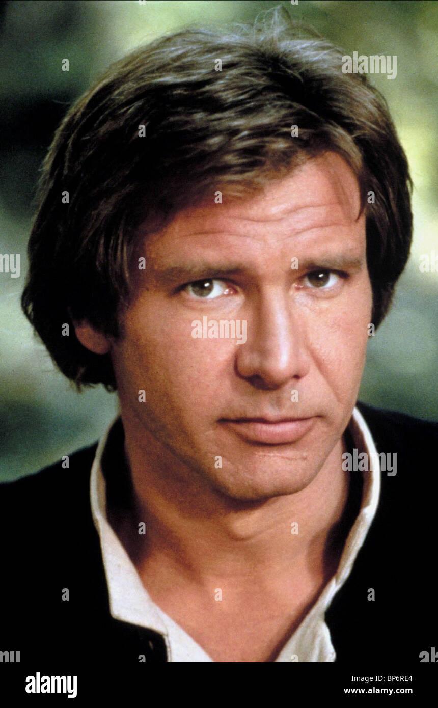 Harrison Ford Star Wars Return Of The Jedi Star Wars Episode Vi Stock Photo Alamy