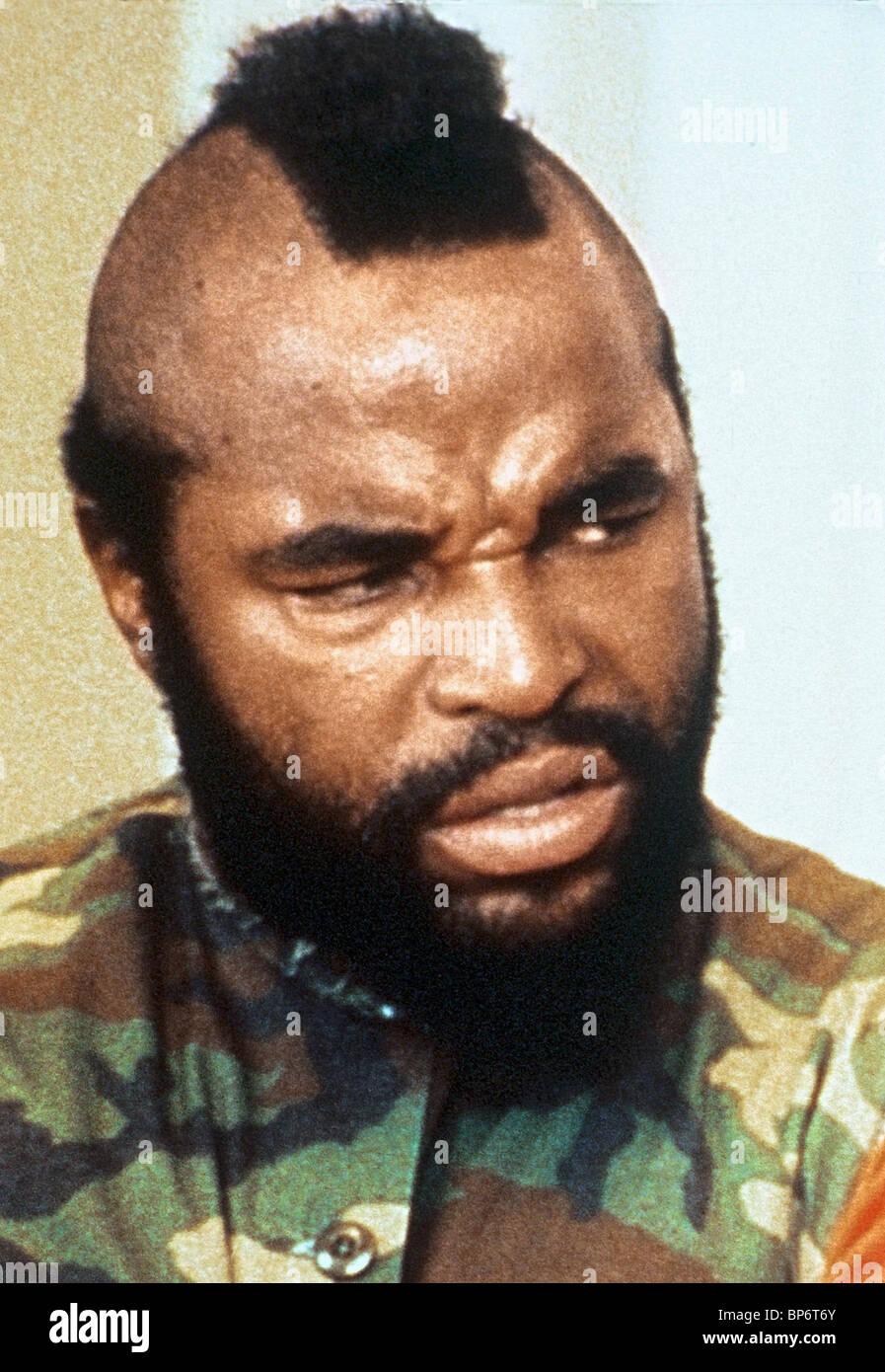 Mr T Ba Baracus The A Team 1983 Stock Photo 30883523 Alamy