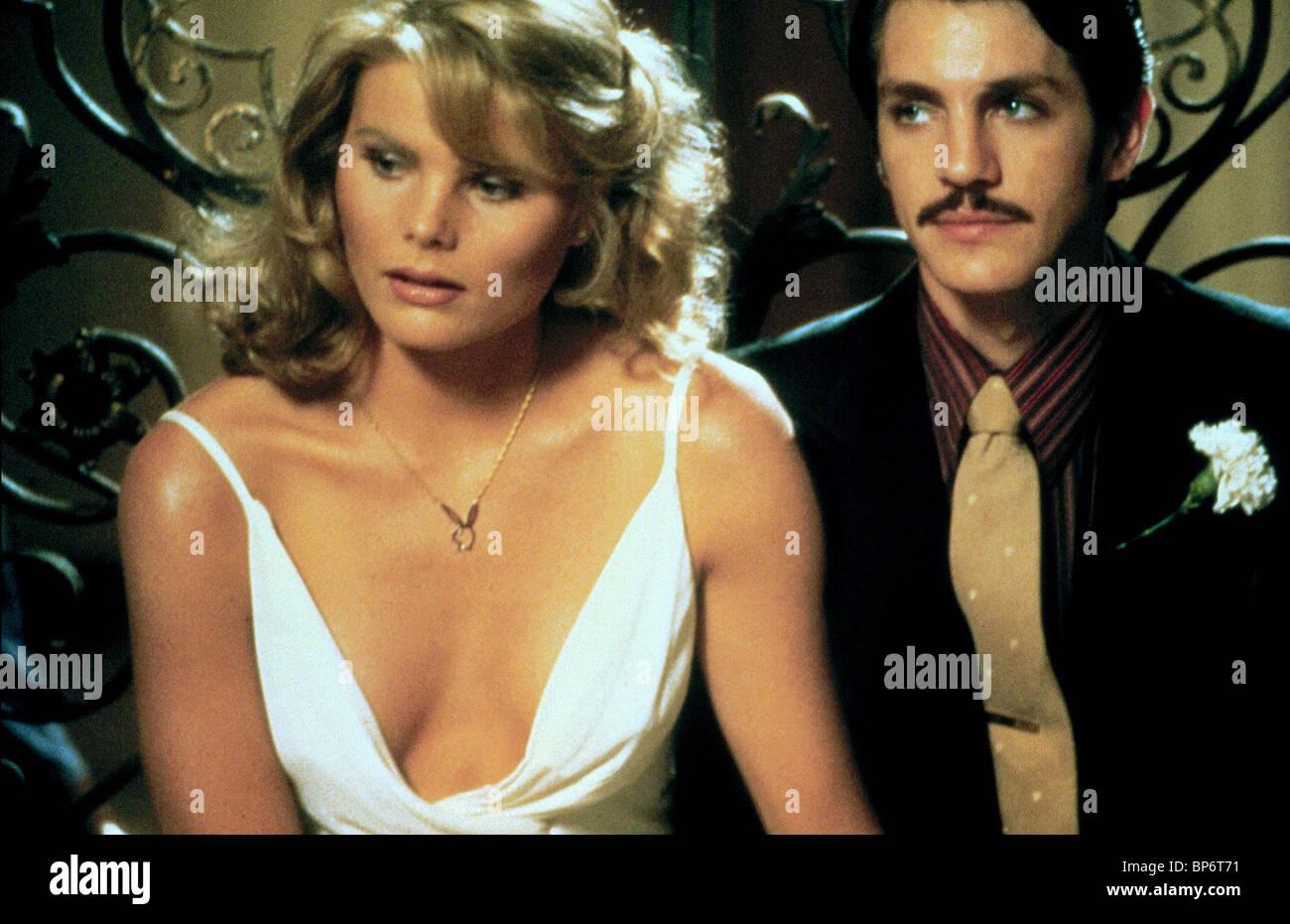 MARIEL HEMINGWAY ERIC ROBERTS STAR 80 (1983) - Stock Image