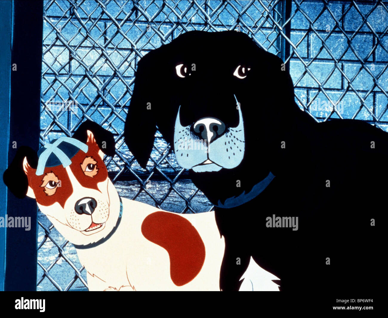 SNITTER, ROWF, THE PLAGUE DOGS, 1982 Stock Photo