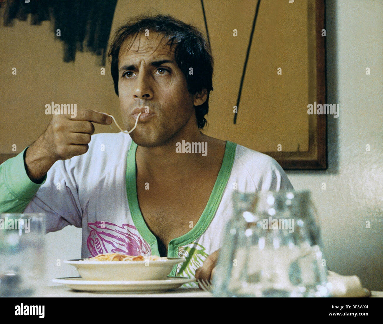 Adriano Celentano Bingo Bongo 1982 Stock Photo 30884844 Alamy