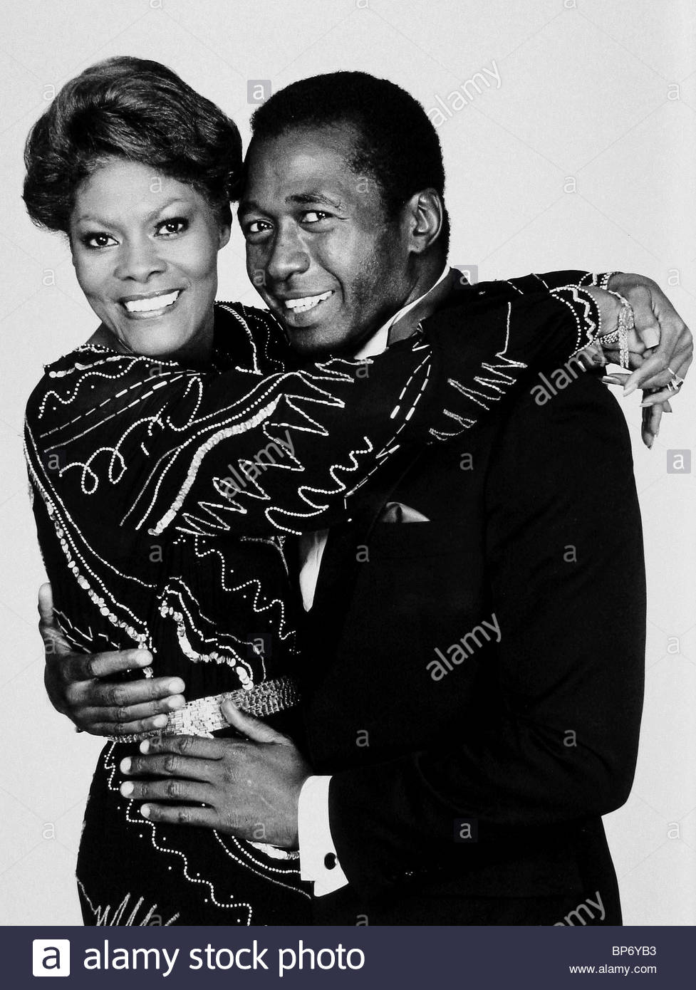 DIONNE WARWICK BEN VEREEN HERE'S TELEVISION ENT. (1983) - Stock Image