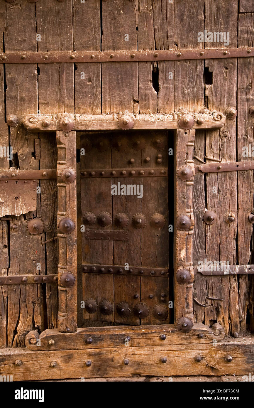 The gate Bhadra Fort in Ahmedabad, Gujarat, India. - Stock Image