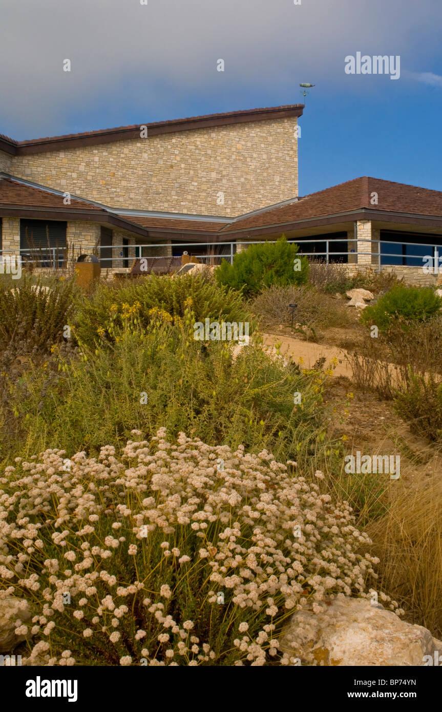 Point Vicente Interpretive Center, Point Vincete, Palos Verdes Peninsula, California - Stock Image