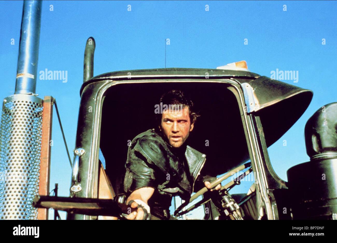 Mel Gibson Mad Max Road Warrior