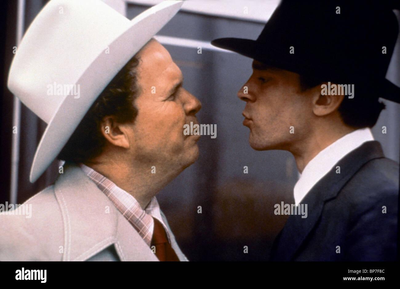 NED BEATTY & BRAD DOURIF WISE BLOOD (1979) - Stock Image