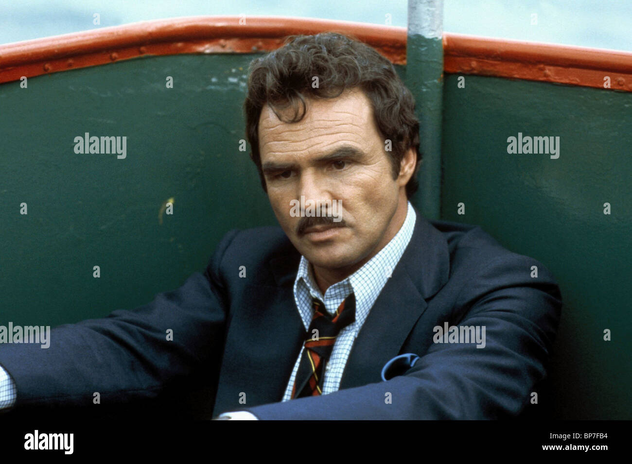 BURT REYNOLDS PATERNITY (1981) - Stock Image