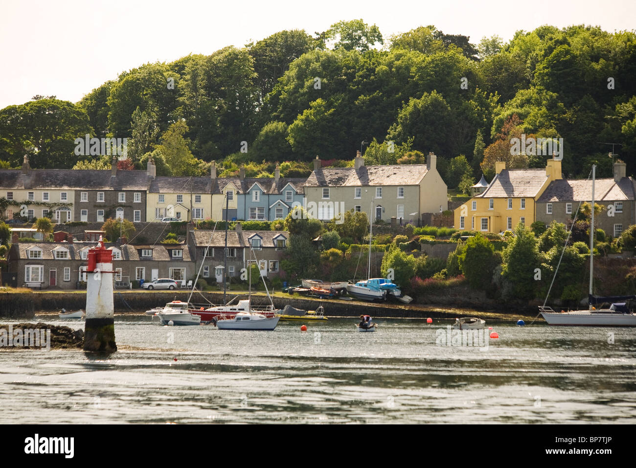 Strangford, County Down, Northern Ireland - Stock Image