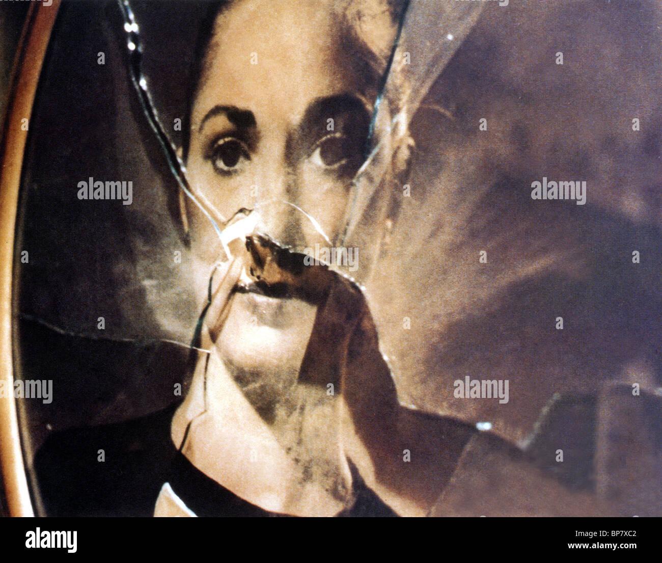 BARBARA STEELE THE SILENT SCREAM (1980) - Stock Image
