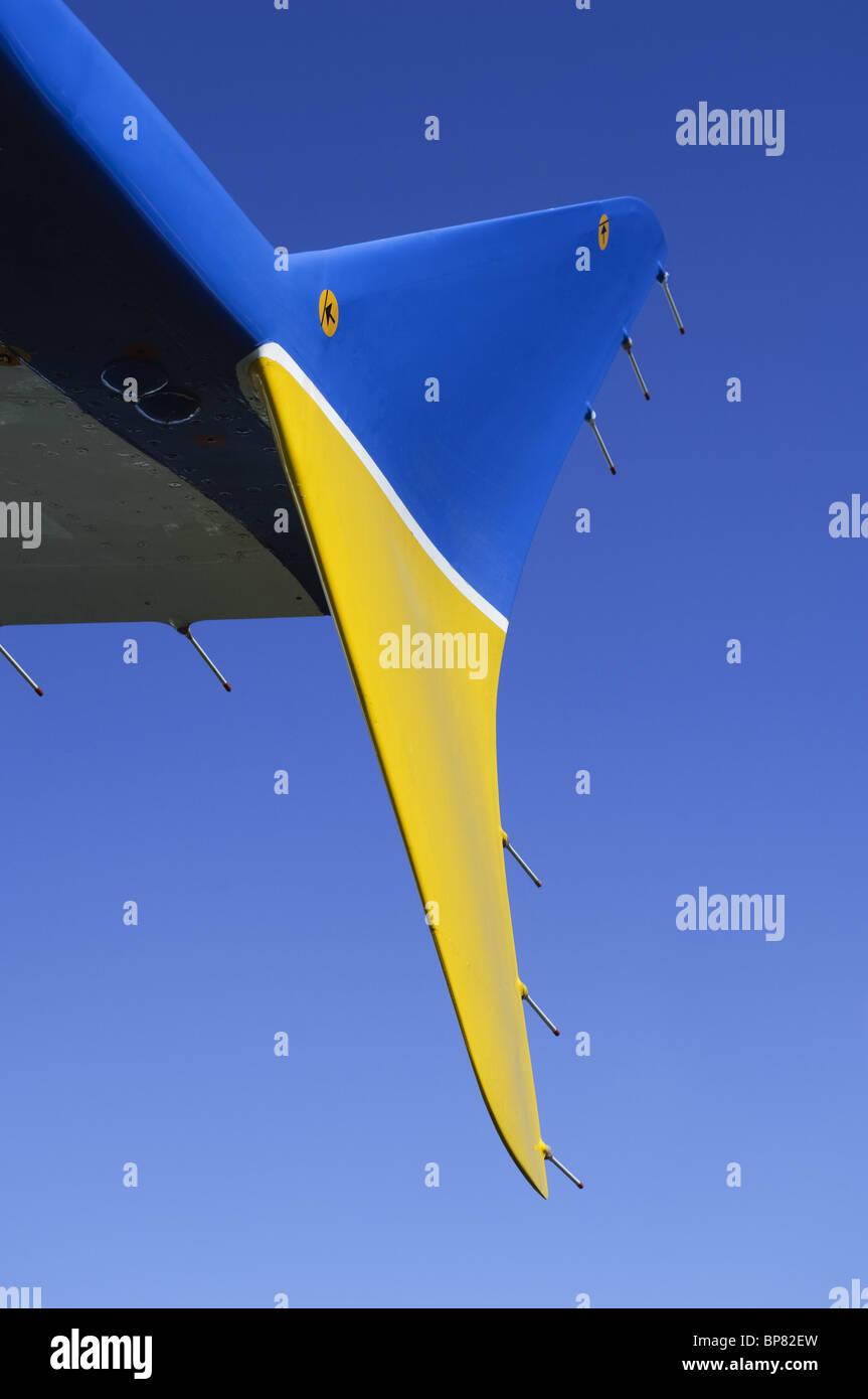 Antonov An-158 Winglet - Stock Image