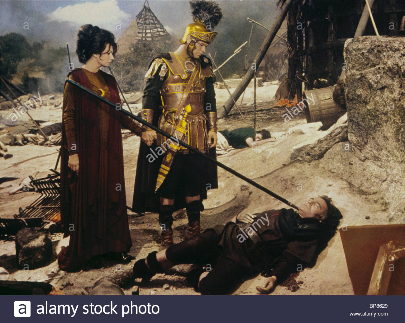The fall of the Roman Empire - the result of relaxing success 72
