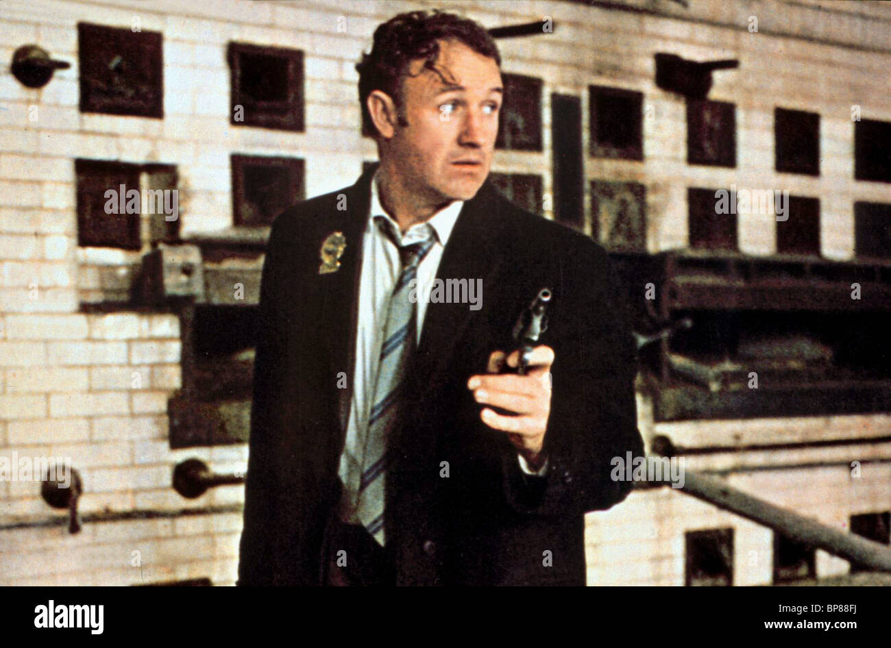 109708cbae3 GENE HACKMAN FRENCH CONNECTION II (1975 Stock Photo: 30915126 - Alamy