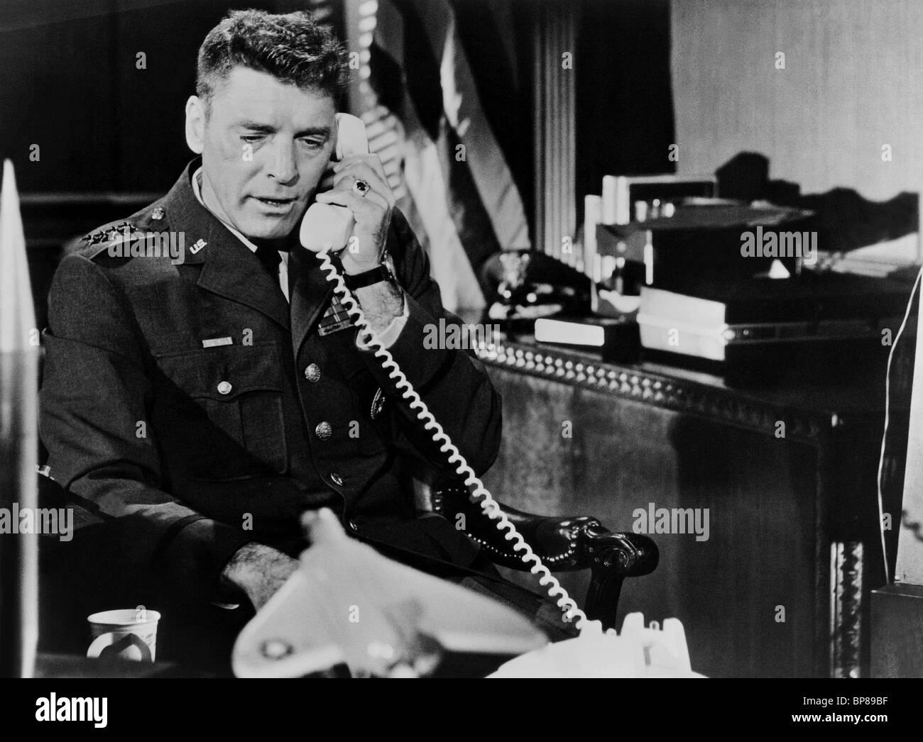 BURT LANCASTER SEVEN DAYS IN MAY (1964) - Stock Image