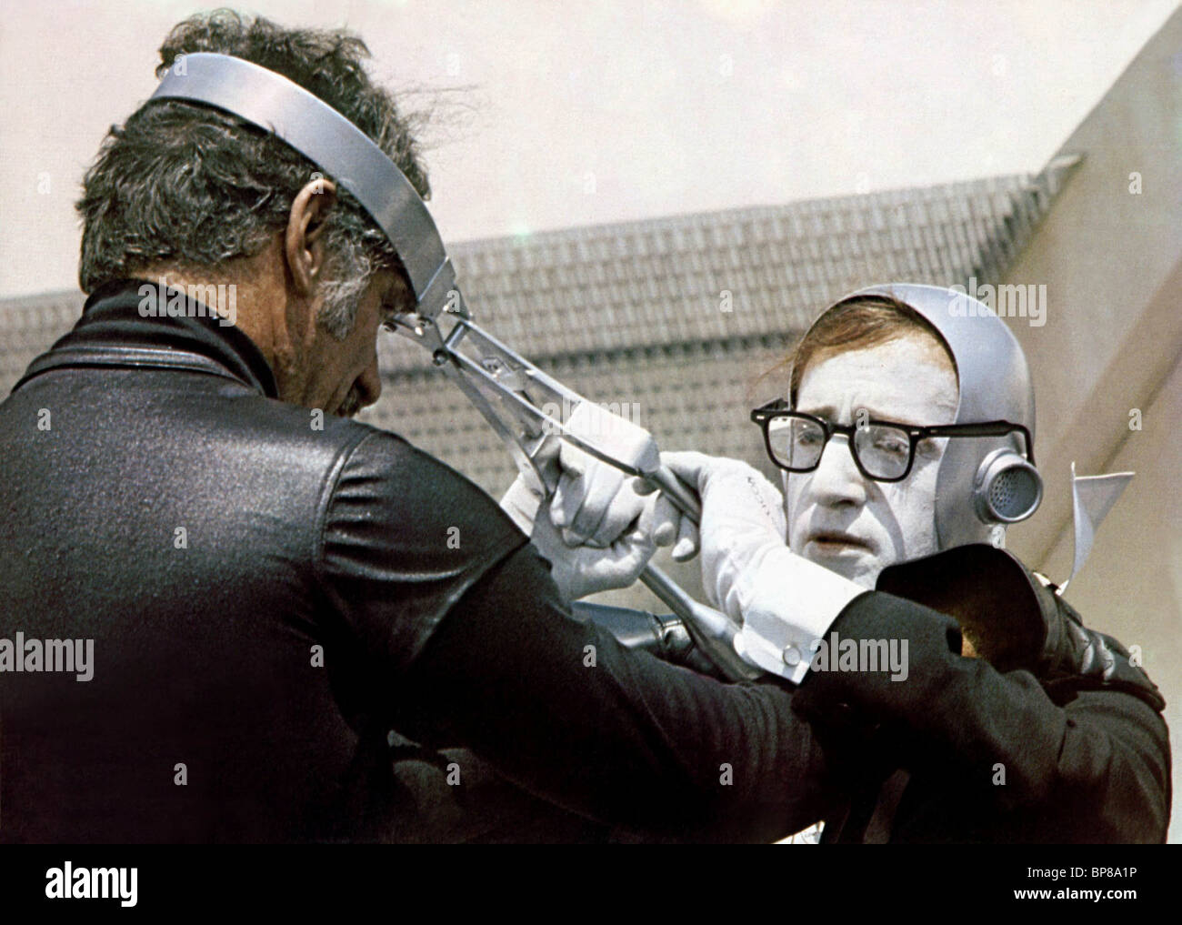 WOODY ALLEN SLEEPER (1973) - Stock Image