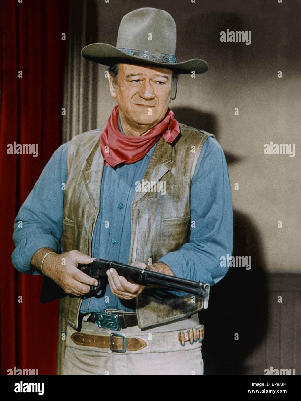 El Dorado John Wayne Ganzer Film Deutsch