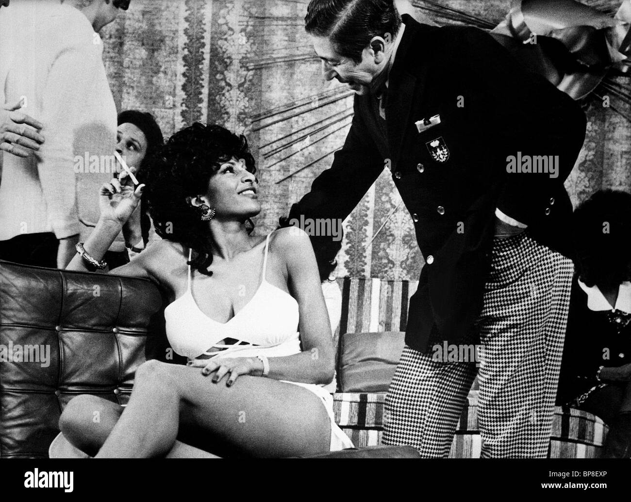 PAM GRIER COFFY (1973) - Stock Image