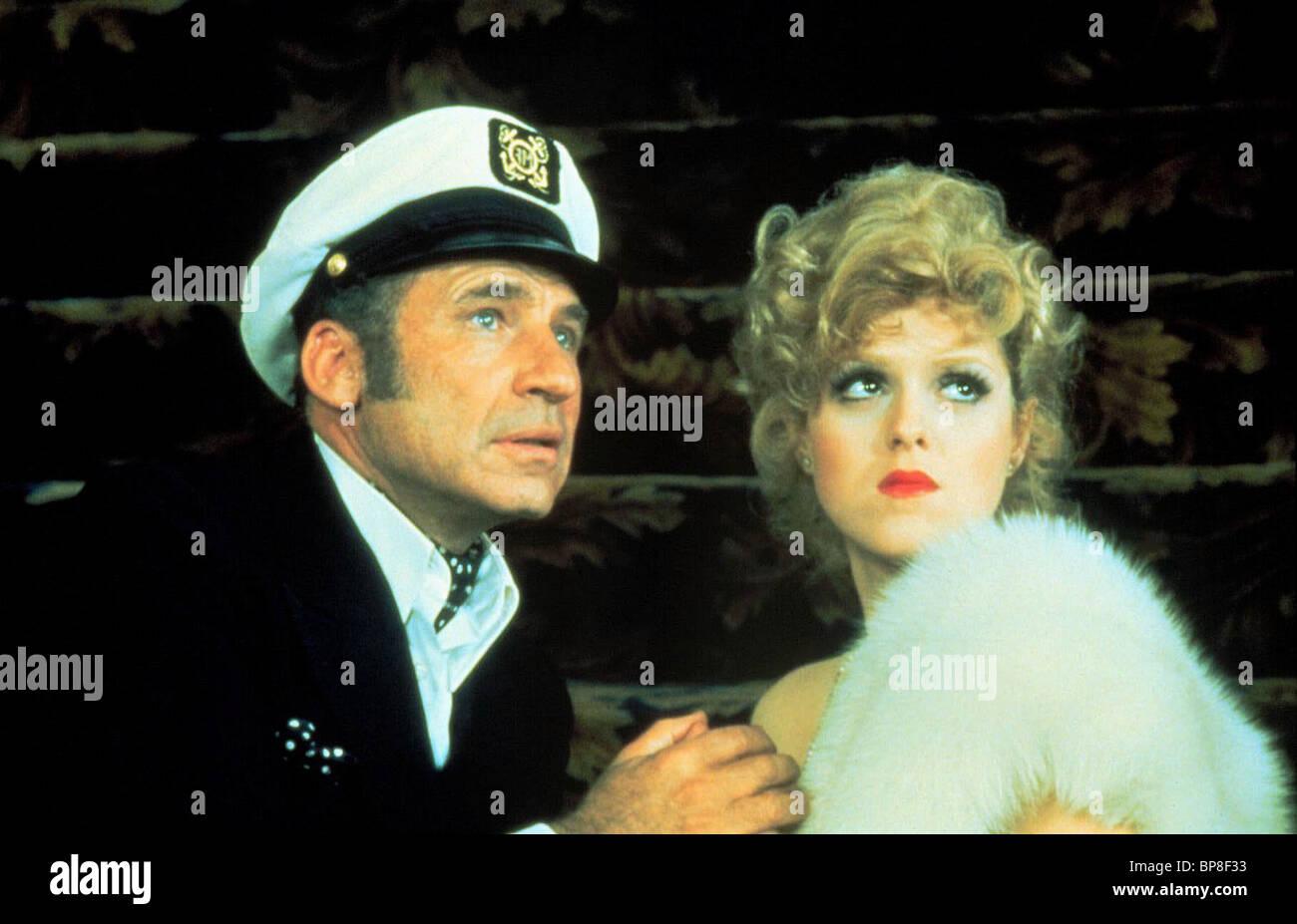 Mel Brooks Bernadette Peters Silent Movie 1976 Stock Photo