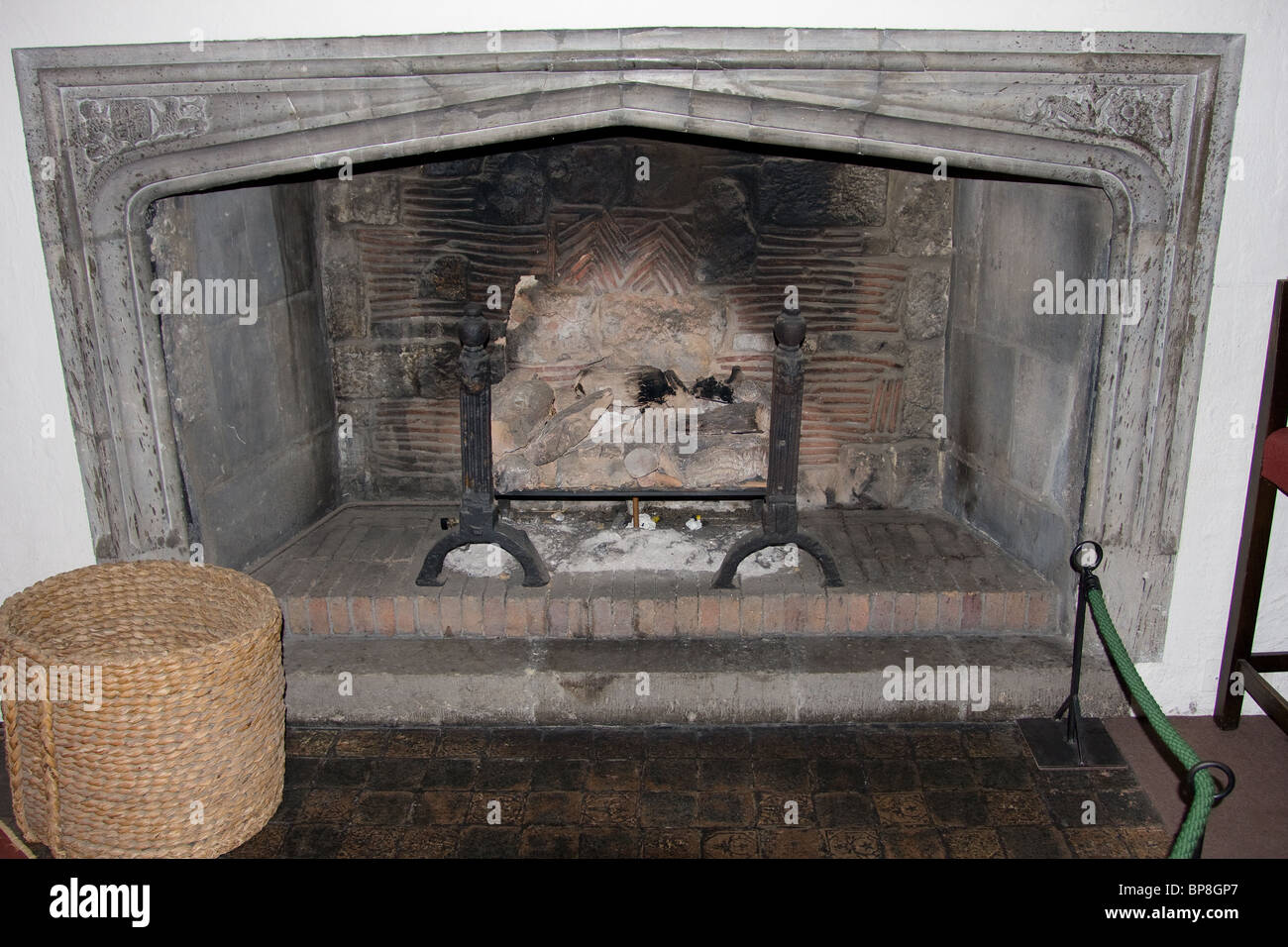 Tudor Fireplace High Resolution Stock Photography And Images Alamy