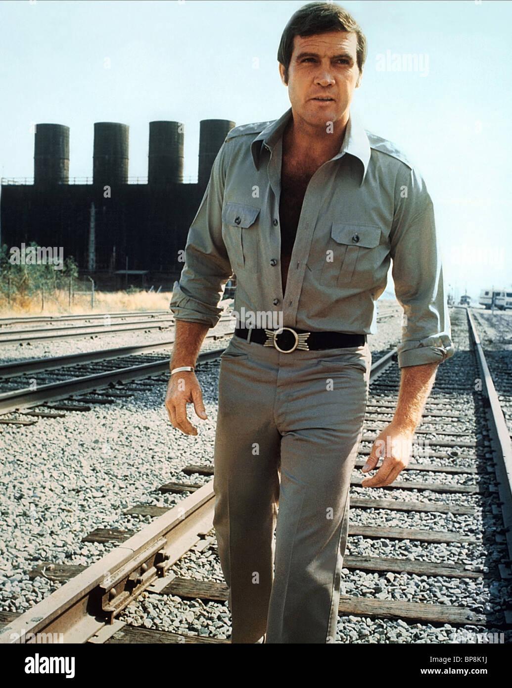 Lee Majors The Six Million Dollar Man 1974