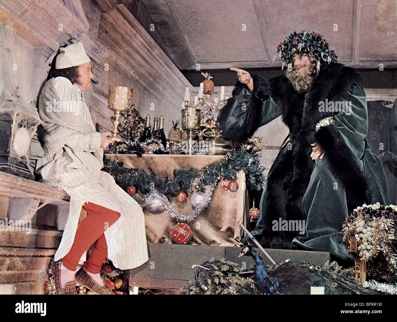 Kenneth More Scrooge