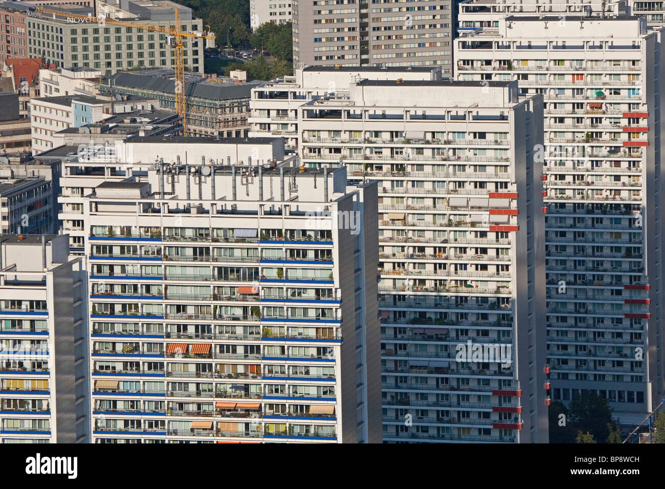 plattenbau former gdr prefabricated buildings leipziger strasse stock photo 30928369 alamy