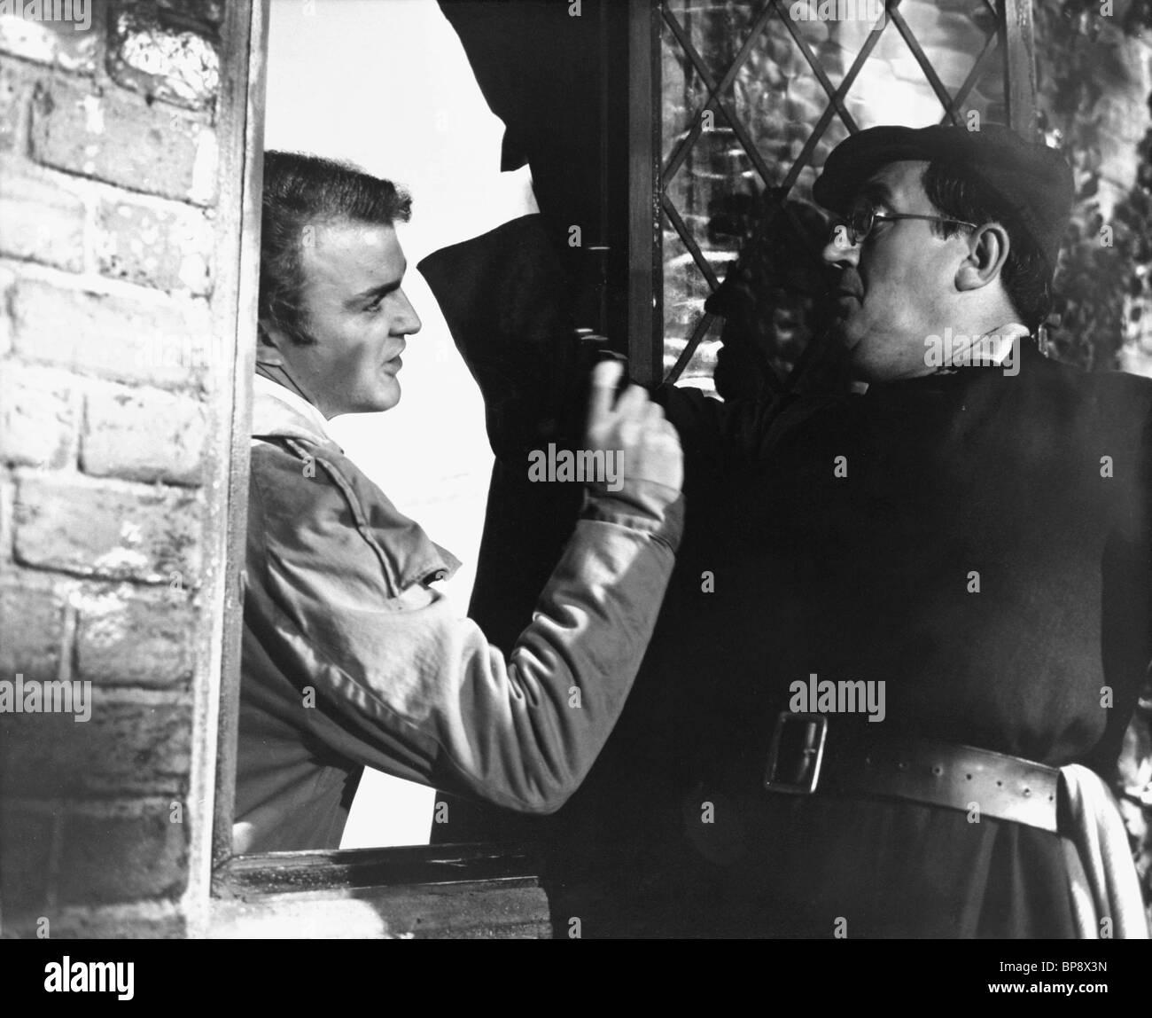 SCOTT FREDERICKS, EDWARD SINCLAIR, DAD'S ARMY, 1971 - Stock Image