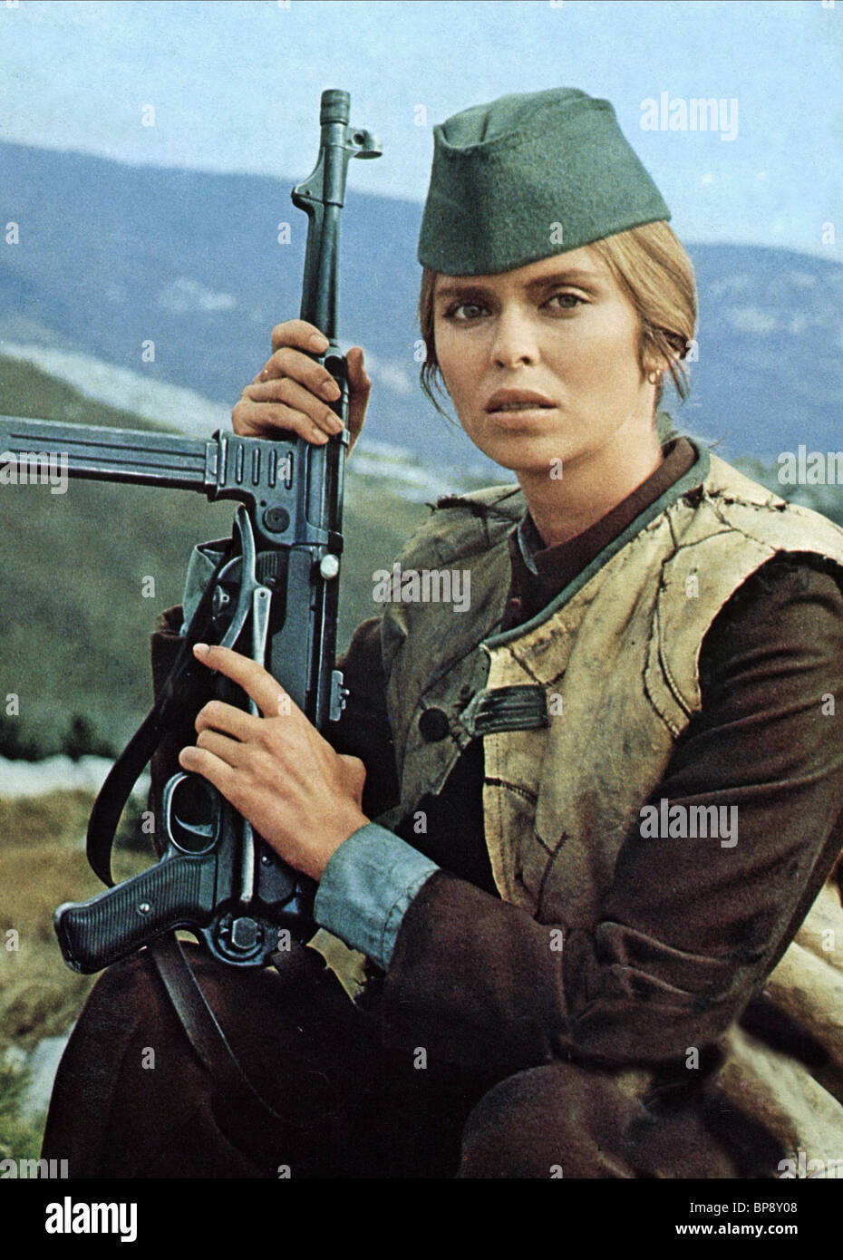 Barbara Bach Force 10 From Navarone 1978 Stock Photo Alamy Force 10 from Navarone