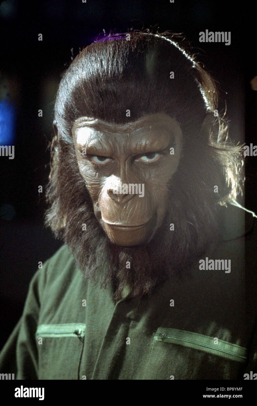 Roddy Mcdowall Planet Of The Apes 1968 Stock Photo 30930159 Alamy